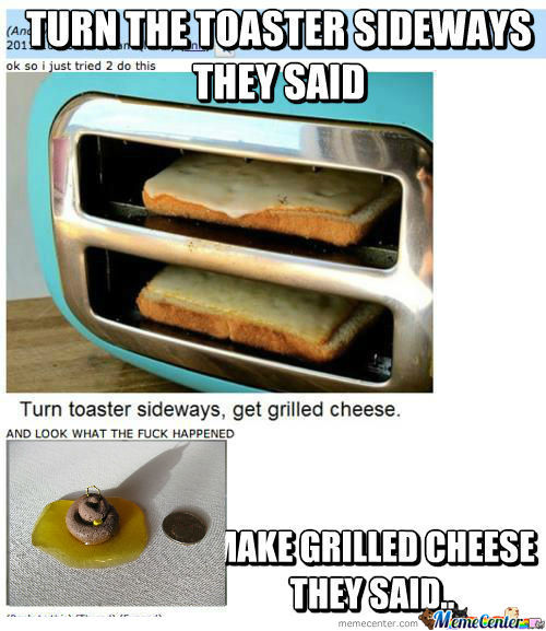 [RMX] Turn The Toaster They Said..