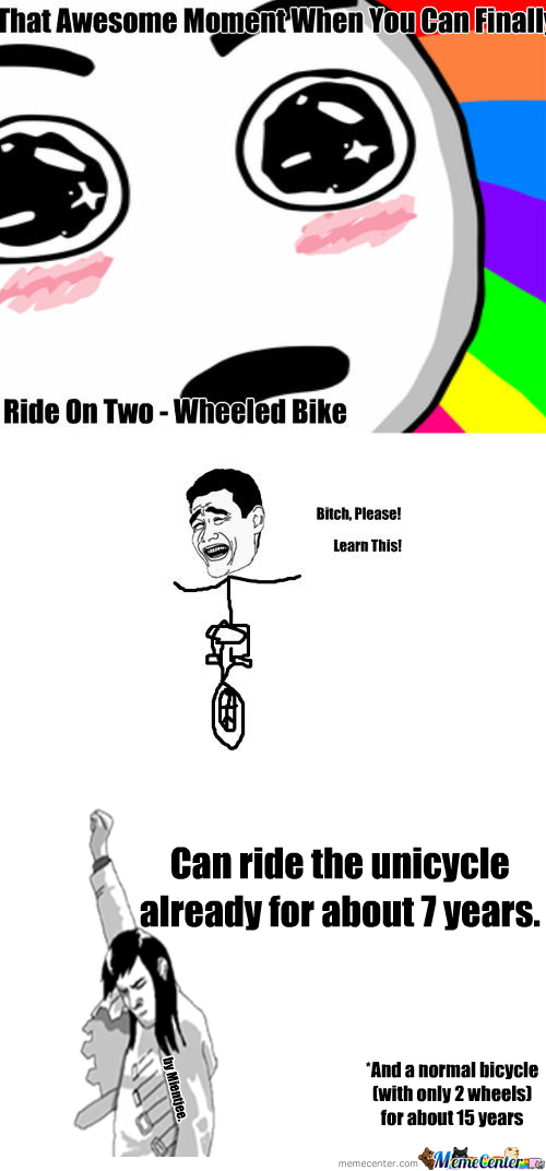 [RMX] Two - Wheeled Bike