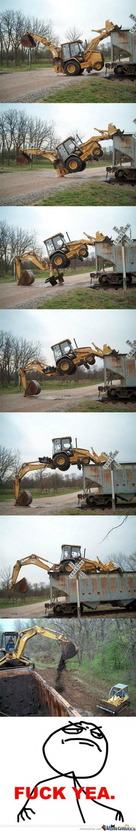 [RMX] Using Excavator Like a Boss