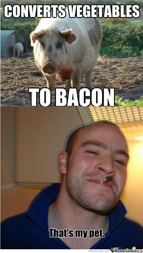 [RMX] Vagetable To Bacon