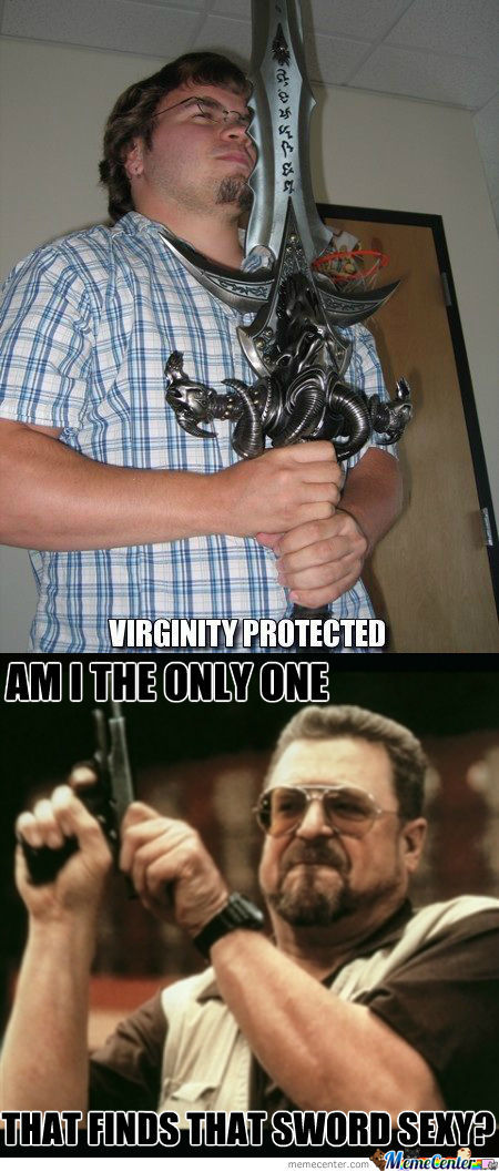 [RMX] Virginity Protected