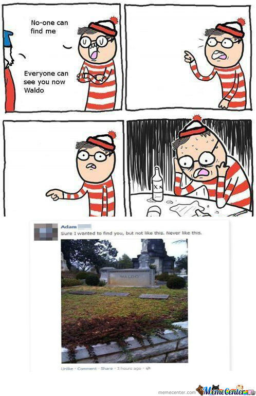 [RMX] Waldo Was Found