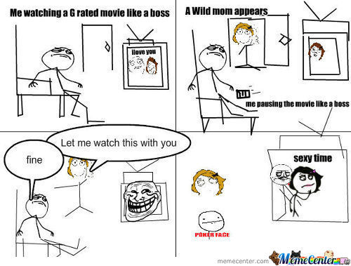 [RMX] Watching Movies With Parents