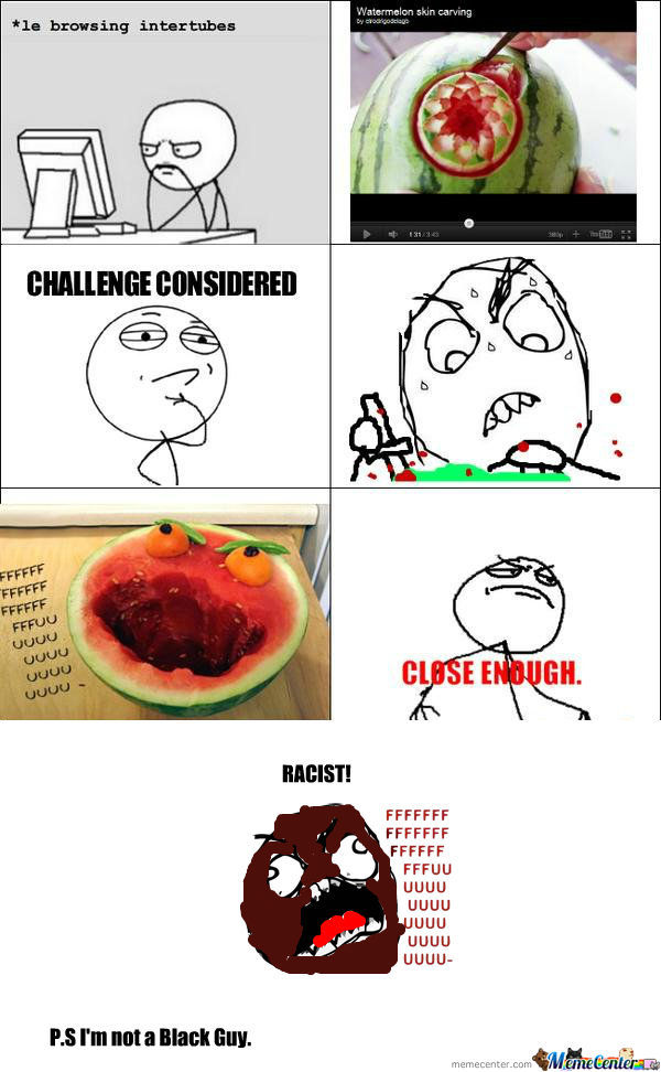 [RMX] Watermelon Carving Rage