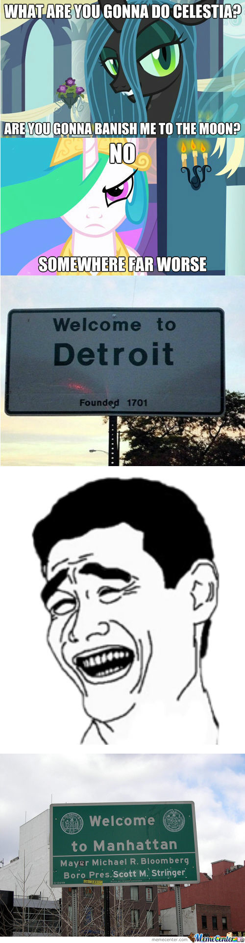 [RMX] What's The Only Thing That Grows In Detroit? The Crime Rate!