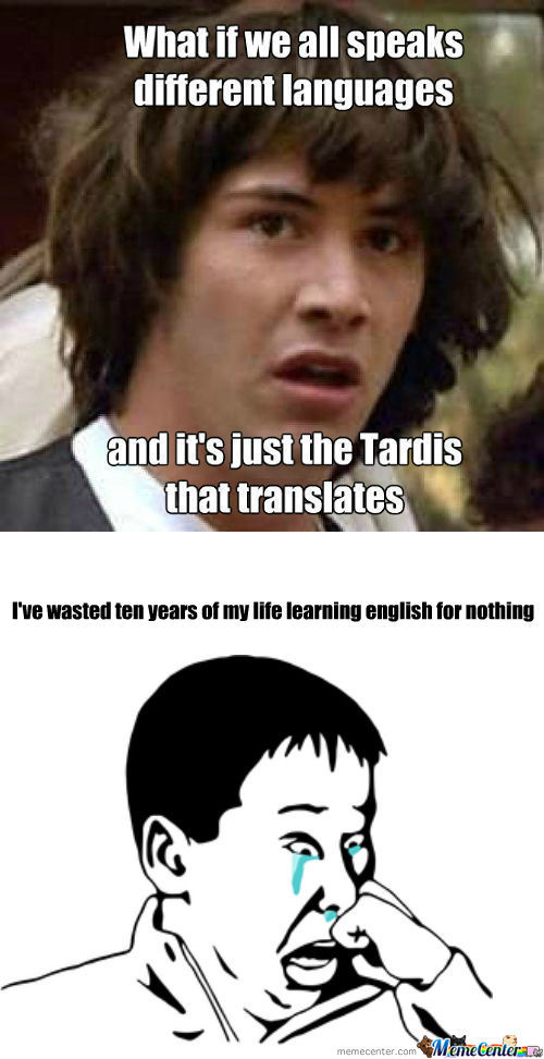 [RMX] What If The Tardis Translates