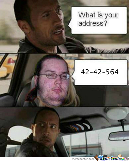 [RMX] What is your address?