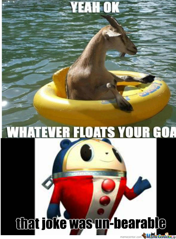 [RMX] Whatever Floats Your Goat