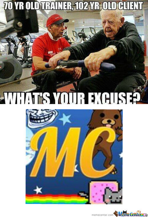 [RMX] What's Your Excuse?