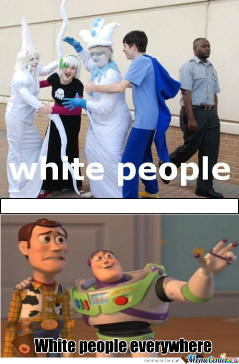 [RMX] White People