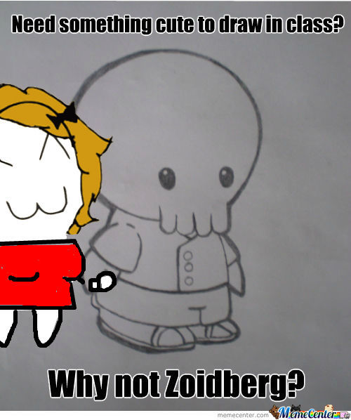 [RMX] Why Not Cute Zoidberg?
