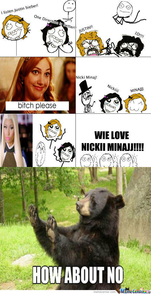 [RMX] Wie Love Nicki Minaj