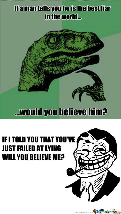 [RMX] Would You Believe Him?