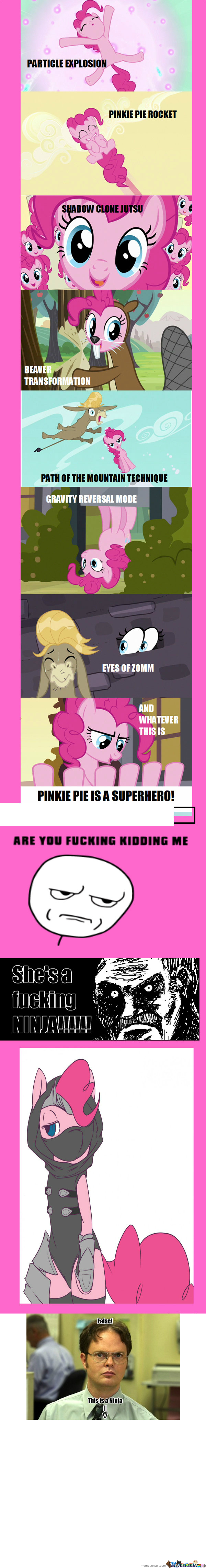 [RMX] Wrong About Pinkie Pie