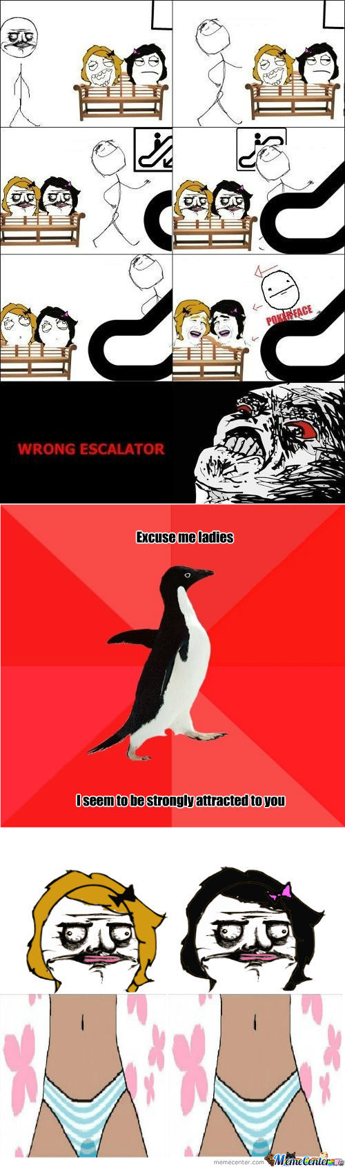 [RMX] Wrong Escalator