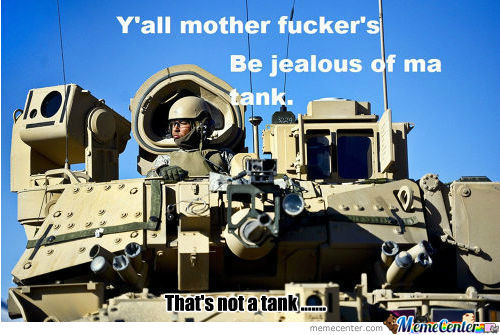 [RMX] Y'all Motherf*****r's Be Jealous Of Ma Tank