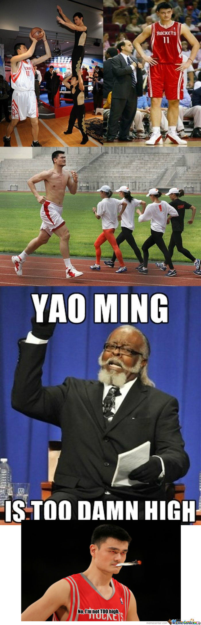 [RMX] Yao Ming is too damn high