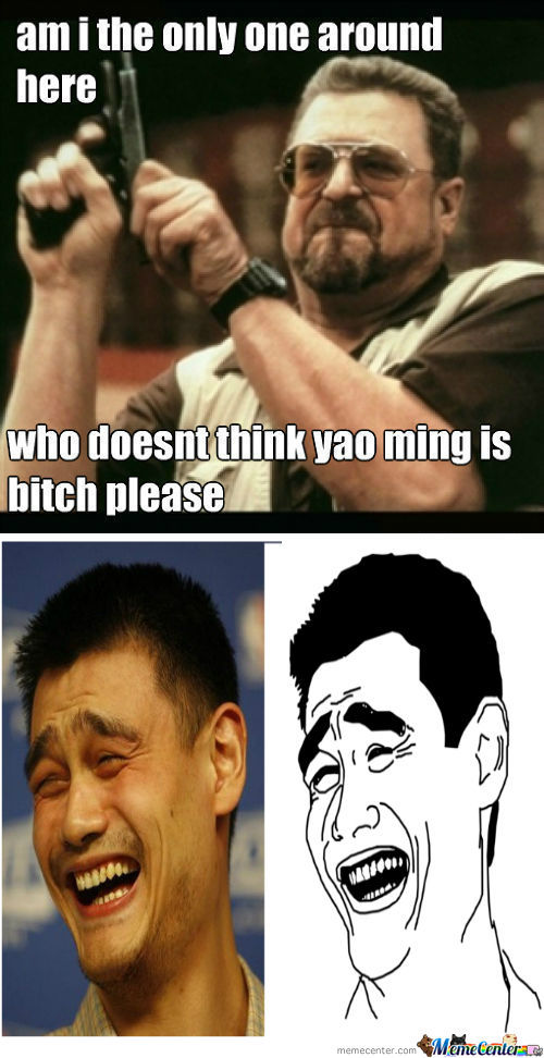 [RMX] Yao Ming Used To Be Cool.