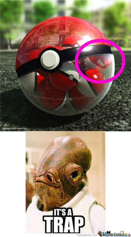 [RMX] Yo Dawg, I Heard You Like Pokeballs