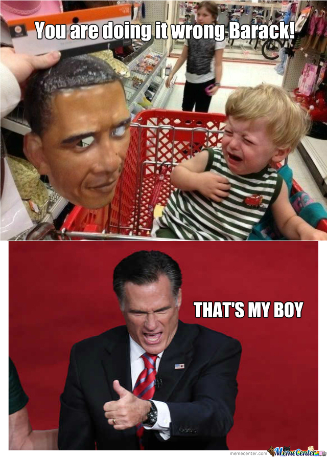 [RMX] You Are Doing It Wrong Barack