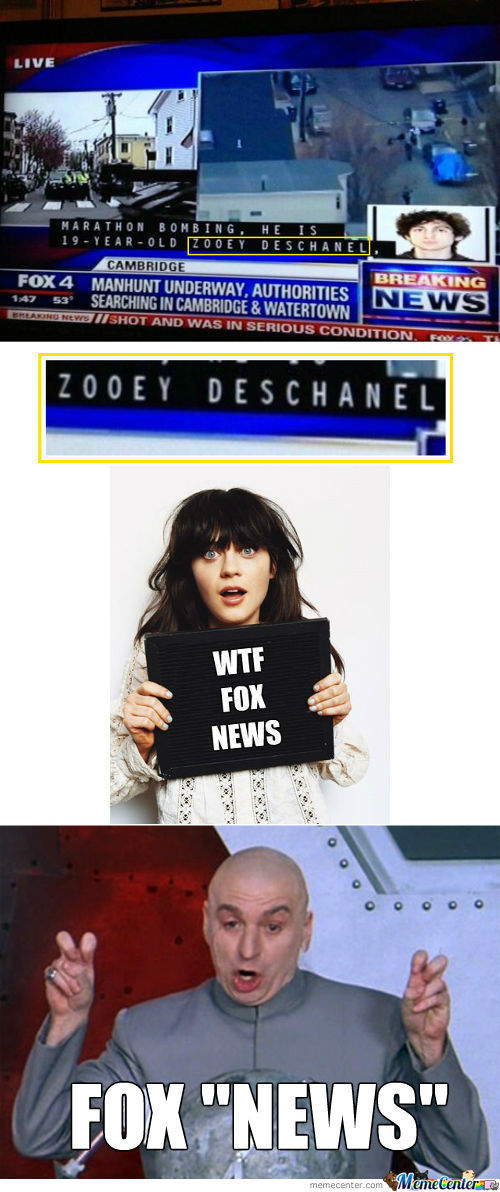 [RMX] Zooey Deschanel Was A Suspect
