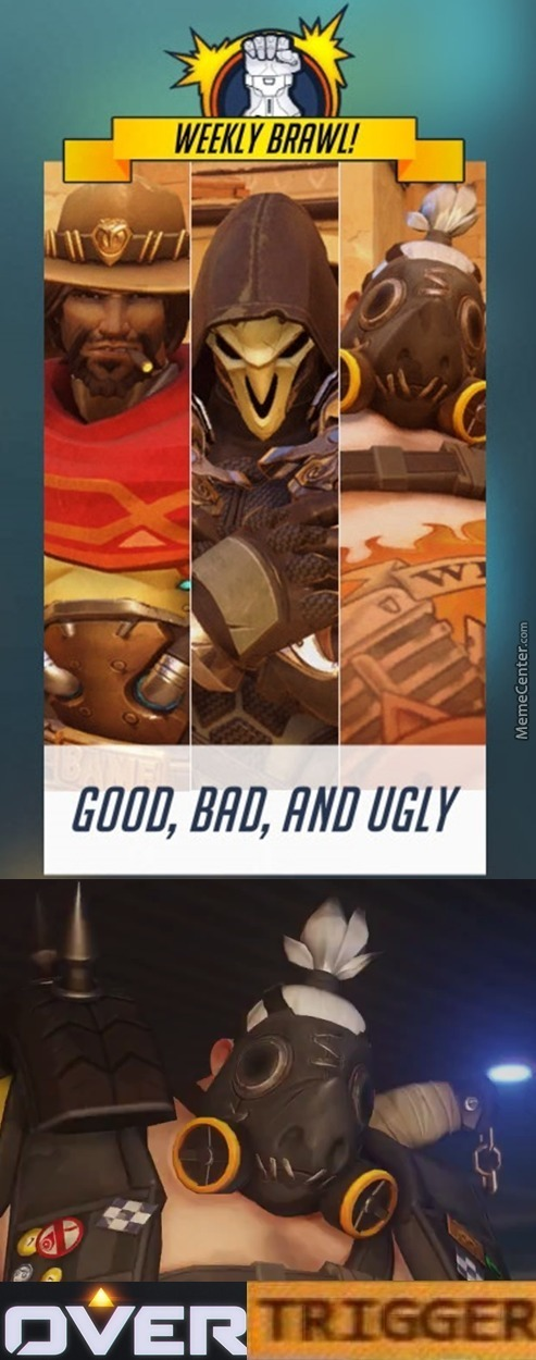 Roadhog Best Waifu