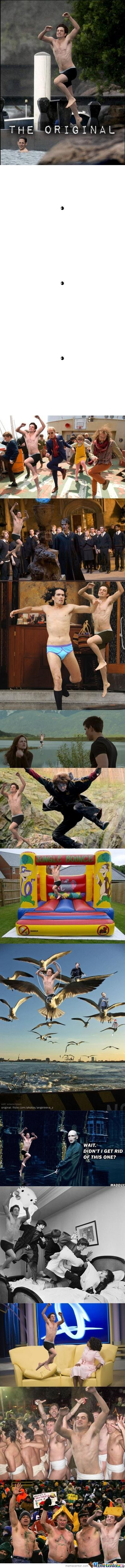 Robert Pattinson Fail!