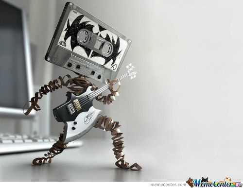 Rock On Tape Music