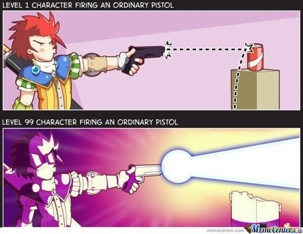 Role-Playing Game Logic
