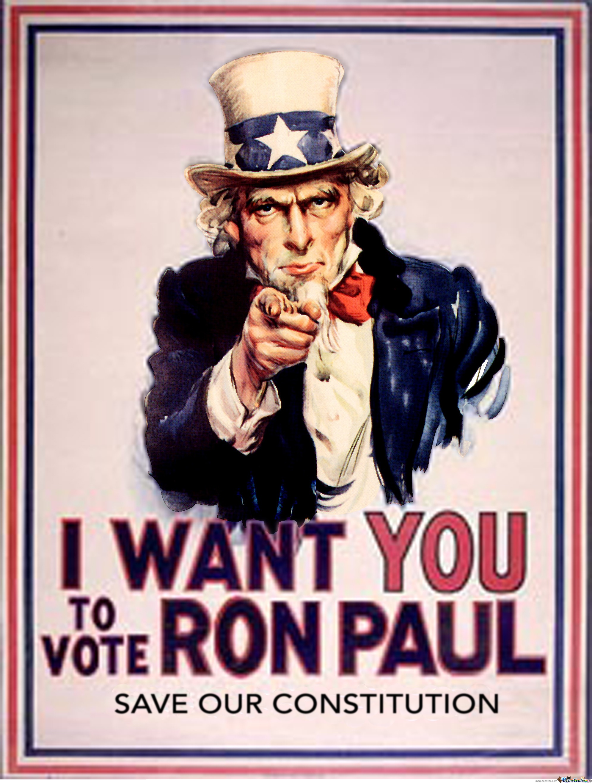 Ron Paul Savior To The Usa