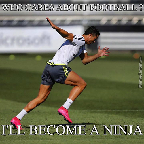 Ronaldo Is Plotting To Unleash The Nine Tails On Barcelona