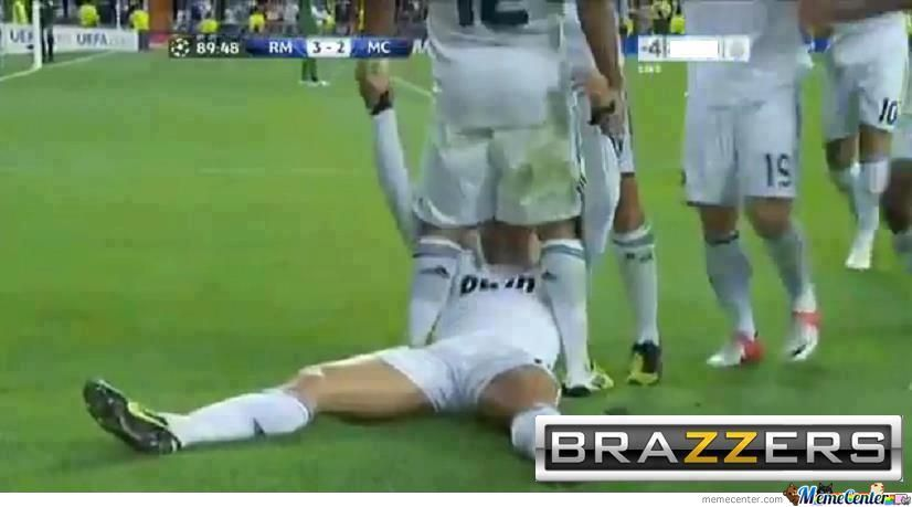 Ronaldo You Dirty Boy