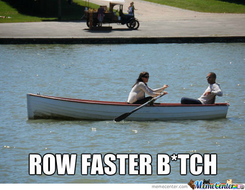Row Faster
