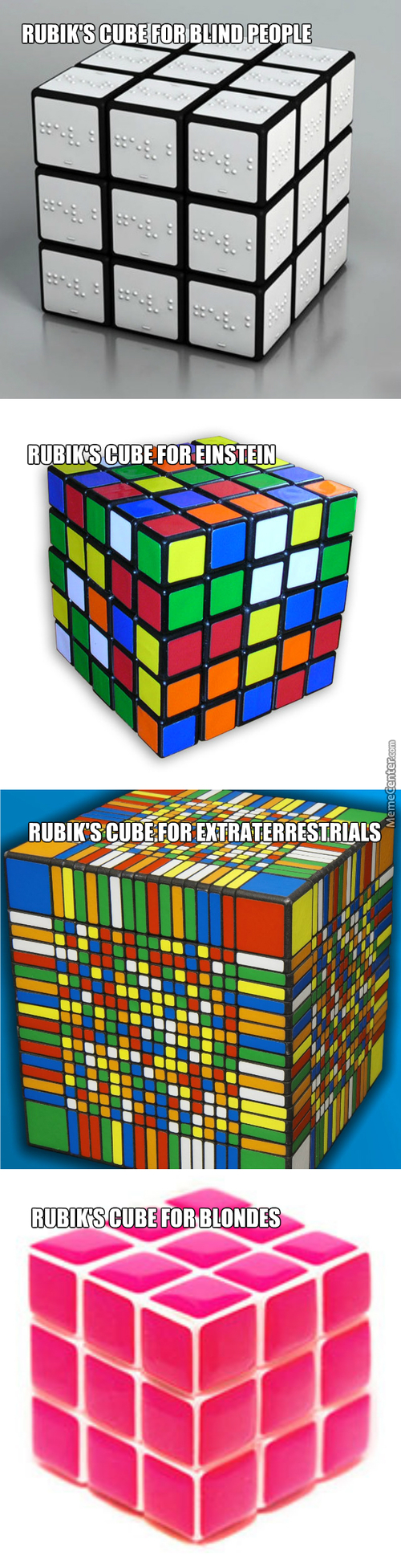 Rubik For Everybody