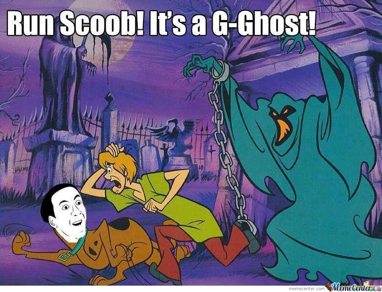 Run Scooby!