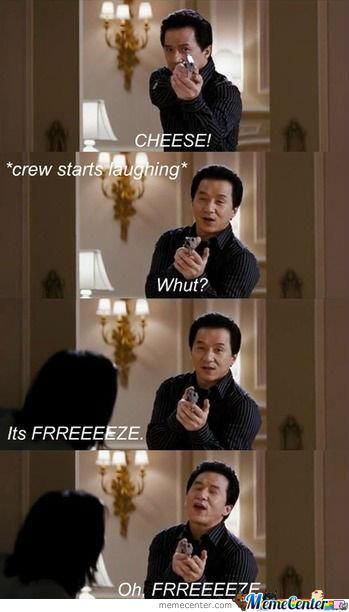 Rush Hour 3 Bloopers