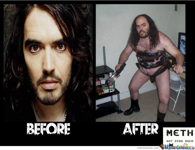 Russell Brand People, Not Even Once