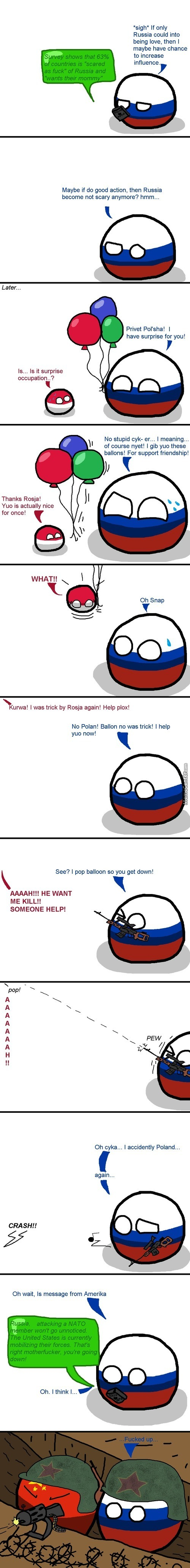 Russia Is Just Misunderstood