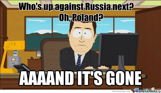 Russia Vs Poland