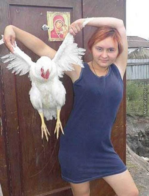 Russian Chicks