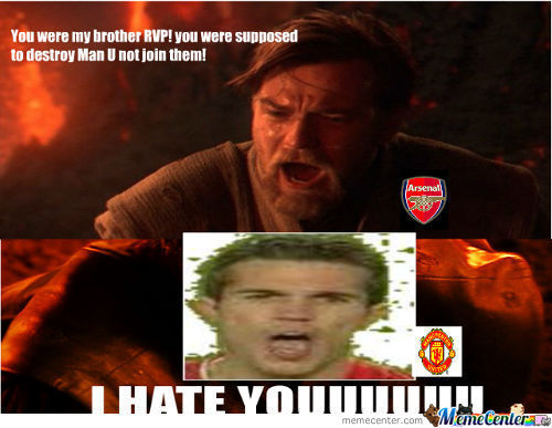 Rvp To Man U