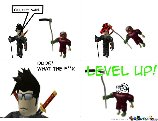 Sacrifice To Level Up