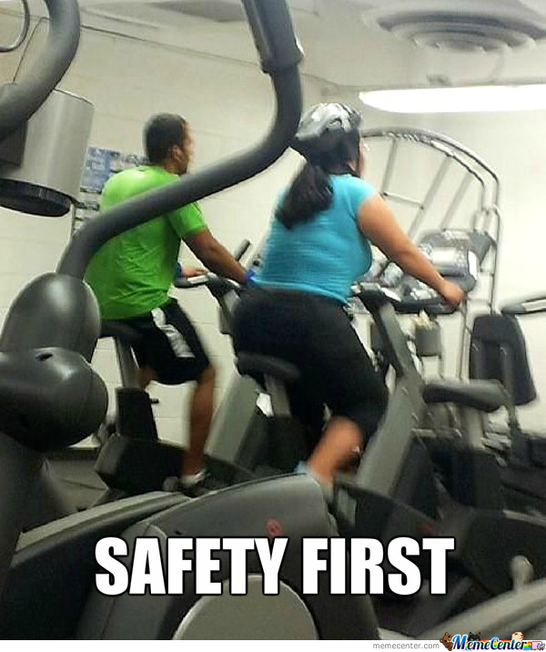 Safety At The Gym