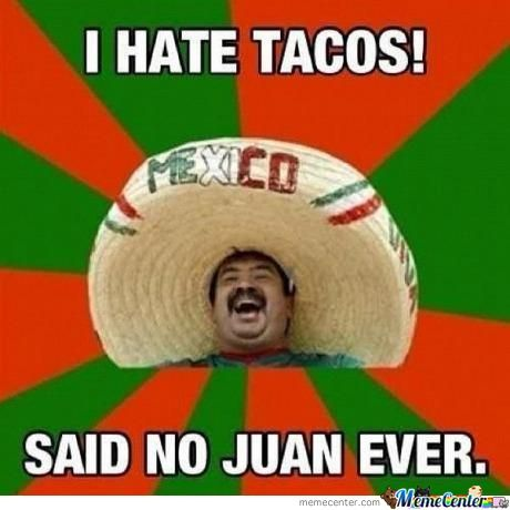 Said No Juan Ever
