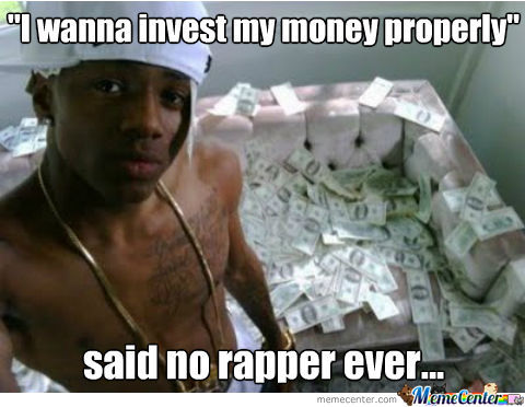 Said No Rapper Ever...