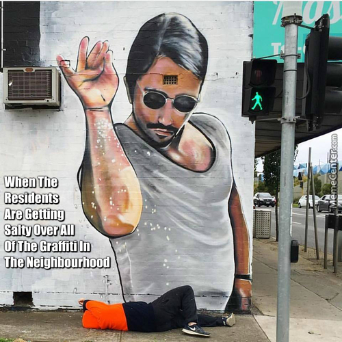 Salt Bae Can Not Be Stopped
