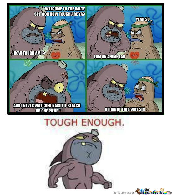 salty spitoon how tough - photo #17