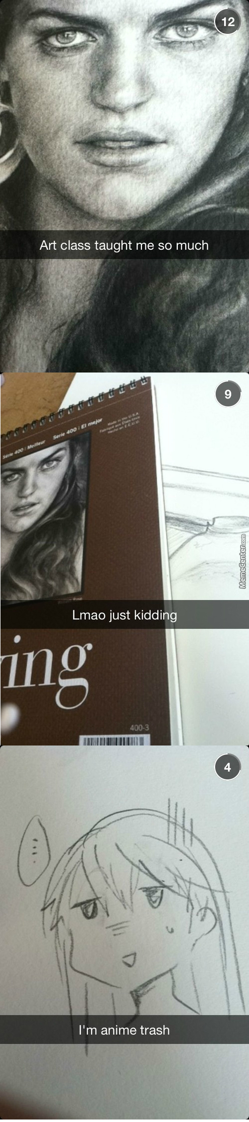 Same, Last Time I Tried To Draw Realistically My D*** Caught On Fire