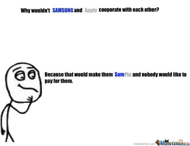 Samsung+Apple