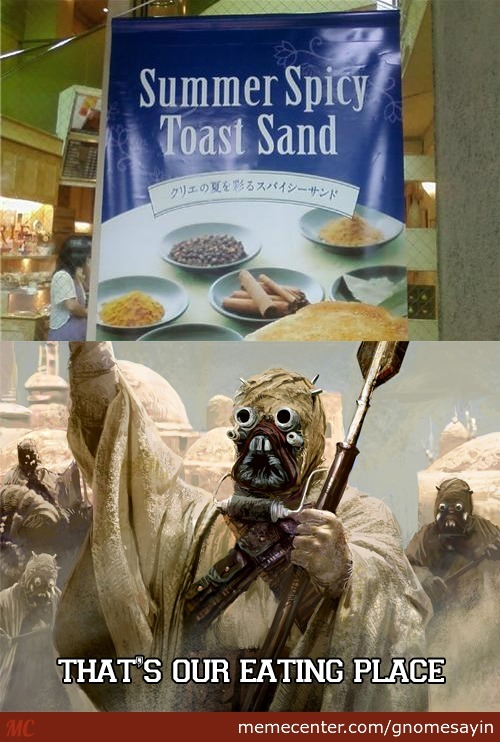 Sand People's Favorite Bistro